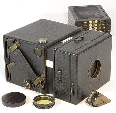 Image of Dallmeyer Hand Camera