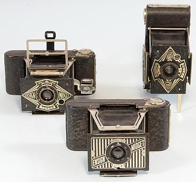 midget camera Ensign