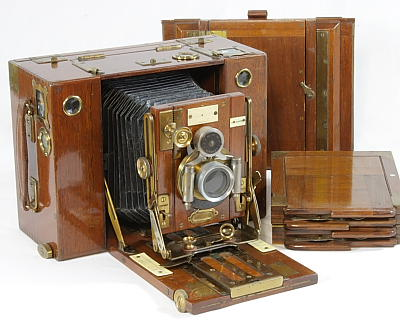 Image of Roll-film Sanderson