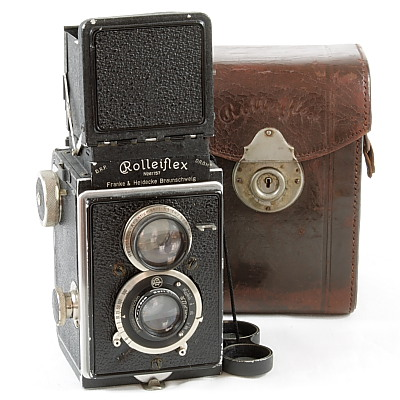 Image of Rolleiflex