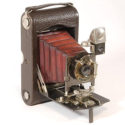 Image of No 3 Folding Pocket Kodak