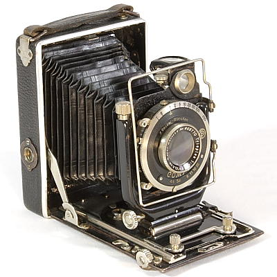 Folding plate Camera - Antique and Vintage Cameras