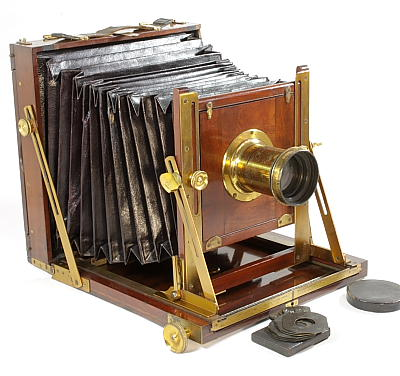 Image of Brown's Patent Combination Camera