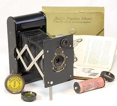 vest pocket kodak antique and vintage cameras