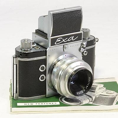 EXAKTA / IHAGEE - Exa I (A little series of this camera (500 units ...