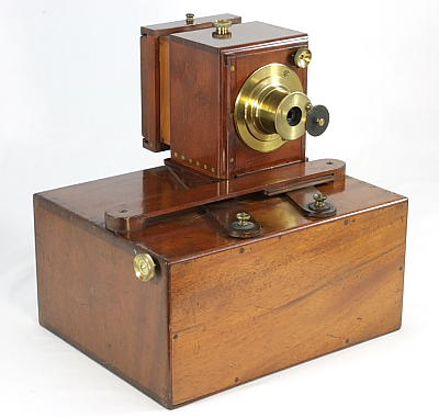 Image of Single-Lens Stereo Camera