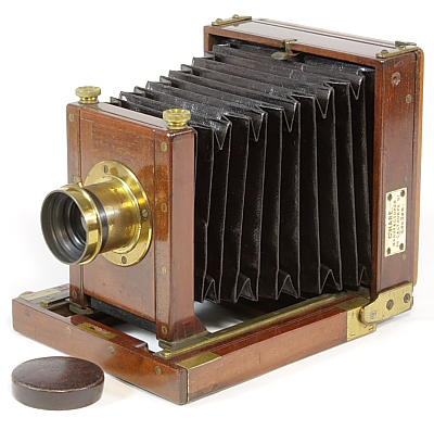 Image of New Patent Camera