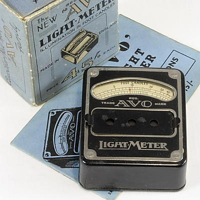 Image of Avo Light-Meter