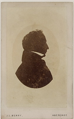 Image of 'Copy of a Silhouette'