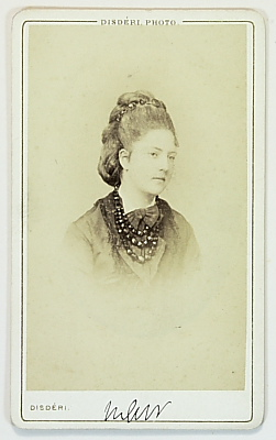 There Are Several Versions Of The Introduction Carte De Visite But All Agree That They Became Popular In Late 1850s