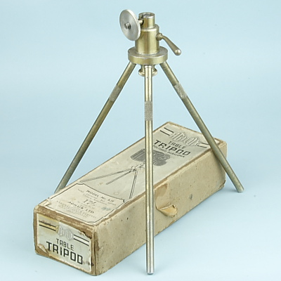 Image of Agilux Table Tripod with Universal Ball & Socket Head