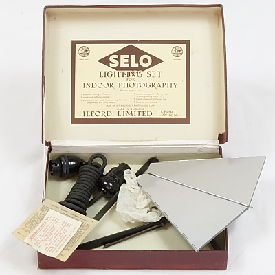 Image of Selo Lighting Set For Indoor Photography
