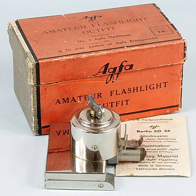 Image of Agfa Flash Lamp