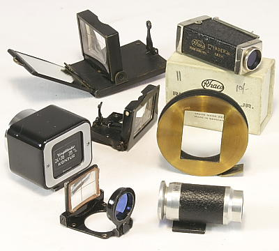 Image of Early Direct Vision Finder